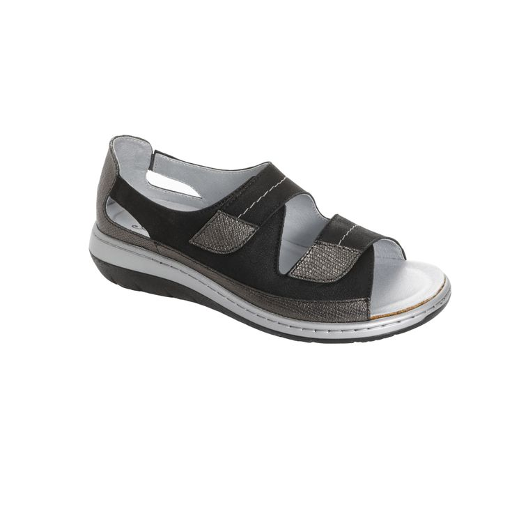 Sandale Adour AD 2228 B Noir